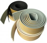 adhesive epdm rubber seal strip