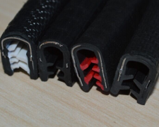 Flexible Rubber Edge Trim