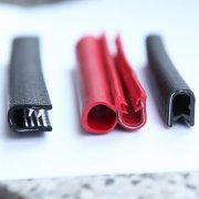 Plastic sealing strips